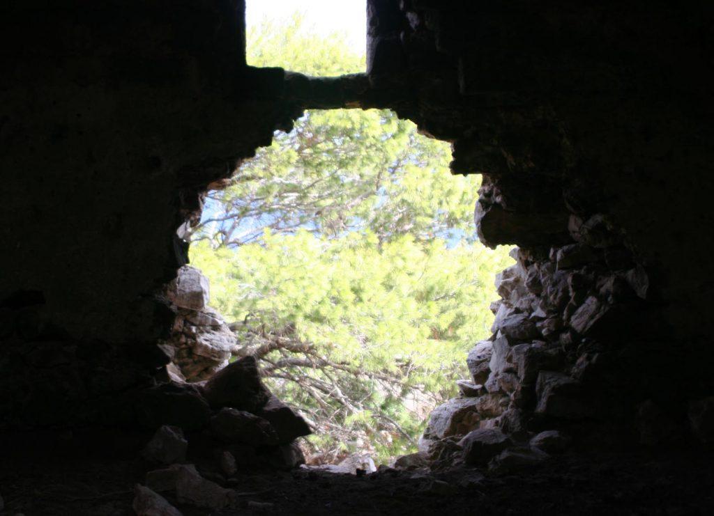 Dentro la torre