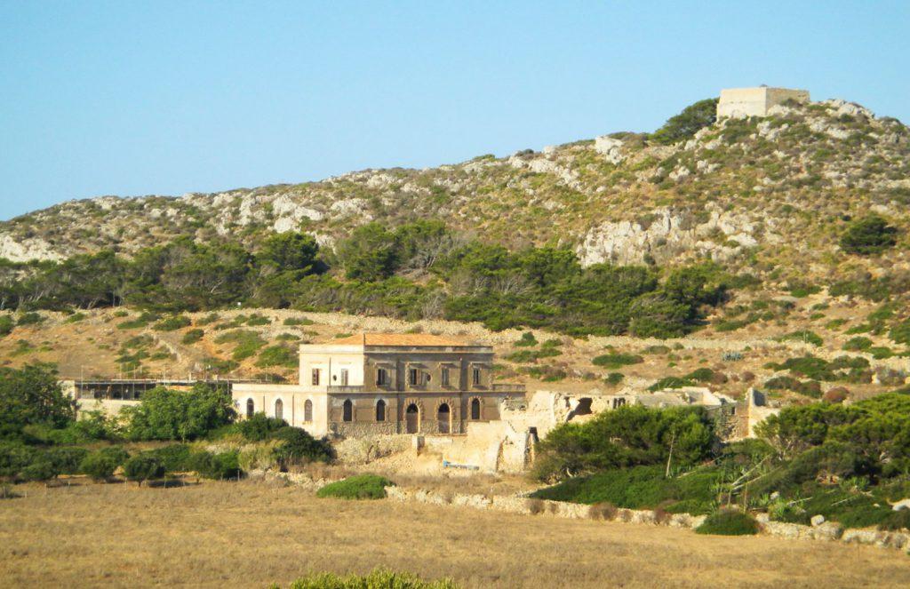Case Florio e torre saracena