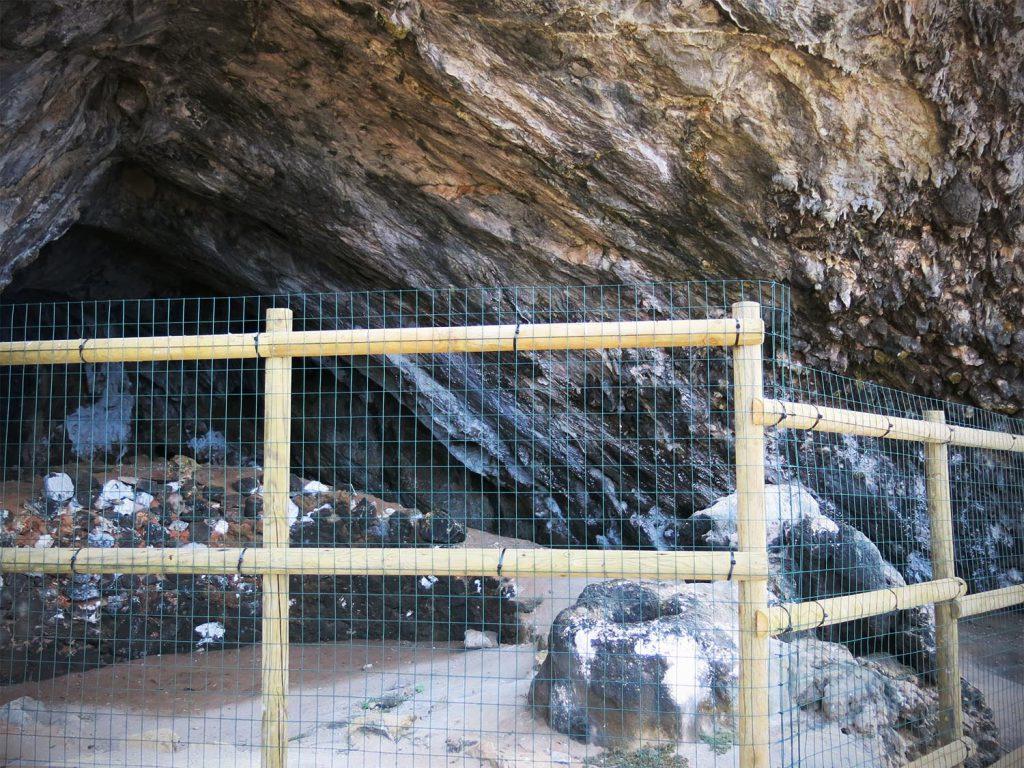 Grotta del Genovese -  Ingresso